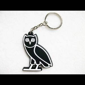 OVO Drake Owl Keychain